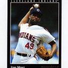 1993 Pinnacle Baseball #436 Jose Mesa - Cleveland Indians
