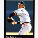 1993 Pinnacle Baseball #407 John Doherty - Detroit Tigers