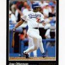1993 Pinnacle Baseball #345 Jose Offerman - Los Angeles Dodgers