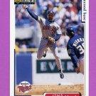 1998 Collector's Choice Baseball #159 Chuck Knoblauch - Minnesota Twins