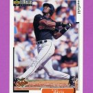 1998 Collector's Choice Baseball #045 Eric Davis - Baltimore Orioles