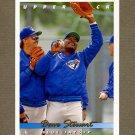 1993 Upper Deck Baseball #546 Dave Stewart - Toronto Blue Jays
