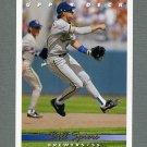 1993 Upper Deck Baseball #325 Bill Spiers - Milwaukee Brewers