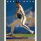 1993 Upper Deck Baseball #314 Darryl Kile - Houston Astros