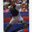 1993 Leaf Baseball #352 Matt Nokes - New York Yankees