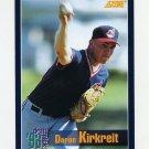 1994 Score Baseball #527 Daron Kirkreit - Cleveland Indians
