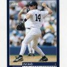1994 Score Baseball #397 Pat Kelly - New York Yankees