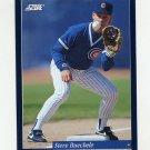 1994 Score Baseball #346 Steve Buechele - Chicago Cubs