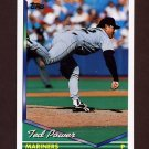 1994 Topps Baseball #319 Ted Power - Seattle Mariners