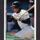1994 Topps Baseball #163 Vinny Castilla - Colorado Rockies