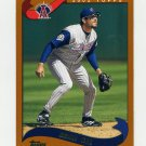 2002 Topps Baseball #636 Benji Gil - Anaheim Angels