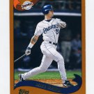 2002 Topps Baseball #549 Mike Darr - San Diego Padres