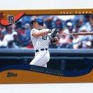 2002 Topps Baseball #473 Shane Halter - Detroit Tigers