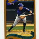 2002 Topps Baseball #177 Brian Anderson - Arizona Diamondbacks