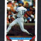1993 Topps Baseball #688 Dwight Smith - Chicago Cubs