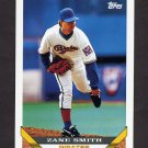 1993 Topps Baseball #560 Zane Smith - Pittsburgh Pirates
