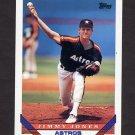 1993 Topps Baseball #477 Jimmy Jones - Houston Astros