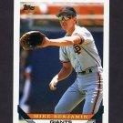 1993 Topps Baseball #384 Mike Benjamin - San Francisco Giants