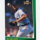 1993 Select Baseball #085 Bill Gullickson - Detroit Tigers