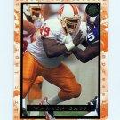 1996 Ultra Football #186 Warren Sapp FI - Tampa Bay Buccaneers