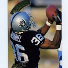 1994 Action Packed Football #061 Terry McDaniel - Los Angeles Raiders
