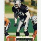 1994 Stadium Club Football #253 Winston Moss - Los Angeles Raiders ExMt
