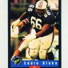 1992 Classic Football #96 Eddie Blake - Miami Dolphins NM-M