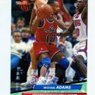 1992-93 Ultra Basketball #184 Michael Adams - Washington Bullets