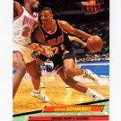 1992-93 Ultra Basketball #099 Kevin Edwards - Miami Heat