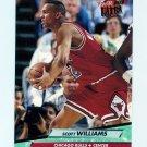 1992-93 Ultra Basketball #032 Scott Williams - Chicago Bulls
