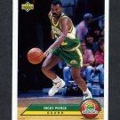 1992-93 Upper Deck McDonald's Basketball #P39 Ricky Pierce - Seattle Supersonics