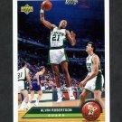 1992-93 Upper Deck McDonald's Basketball #P25 Alvin Robertson - Milwaukee Bucks