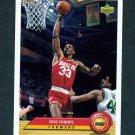 1992-93 Upper Deck McDonald's Basketball #P16 Otis Thorpe - Houston Rockets