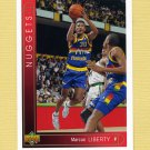 1993-94 Upper Deck Basketball #081 Marcus Liberty - Denver Nuggets