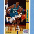 1991-92 Upper Deck Basketball #039 Kendall Gill ART - Charlotte Hornets