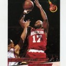 1993-94 Ultra Basketball #255 Mario Elie - Houston Rockets