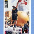 1994-95 Collector's Choice Basketball #165 Hoop-It Up