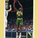 1994-95 Collector's Choice Basketball #147 Nate McMillan - Seattle Supersonics