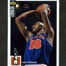 1994-95 Collector's Choice Basketball #018 John Williams - Cleveland Cavaliers