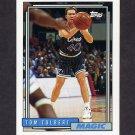 1992-93 Topps Basketball #356 Tom Tolbert - Orlando Magic