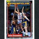 1992-93 Topps Basketball #201 Tom Chambers 50P - Phoenix Suns