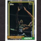 1992-93 Topps Basketball #146 Robert Parish - Boston Celtics