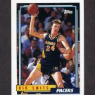 1992-93 Topps Basketball #140 Rik Smits - Indiana Pacers