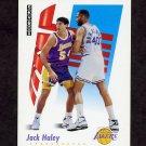 1991-92 Skybox Basketball #632 Jack Haley - Los Angeles Lakers