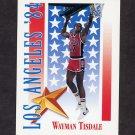 1991-92 Skybox Basketball #562 Wayman Tisdale USA