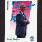 1991-92 Skybox Basketball #393 Jimmy Rodgers CO - Minnesota Timberwolves