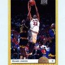 1993 Classic Basketball #093 Khari Jaxon