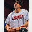 1992-93 Stadium Club Basketball #397 Mark Acres - Houston Rockets