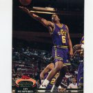 1992-93 Stadium Club Basketball #240 Jay Humphries - Utah Jazz