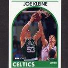 1989-90 Hoops Basketball #047 Joe Kleine - Boston Celtics